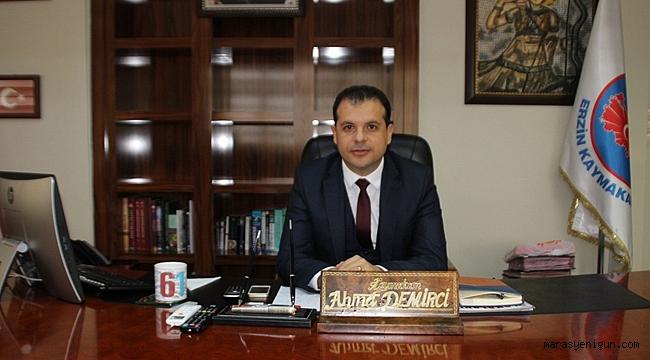 Kaymakam Demirci, Fetö Soruşturması Kapsamında Açığa Alındı