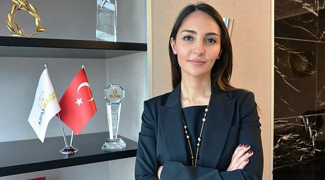 N.Sinem Öksüz Dedebayraktar Türkiye'nin En Güçlü Ceo Ve Kadınları Arasında