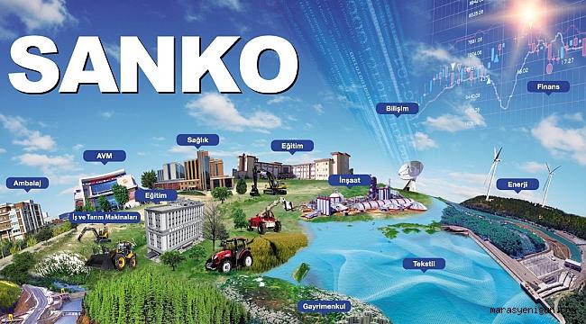 Sanko'nun İhracat Başarısı