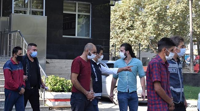 Fidye Tuzağı Kuran Çete Yakalandı