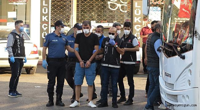 Kahramanmaraş'ta Dev Uyuşturucu Operasyonu