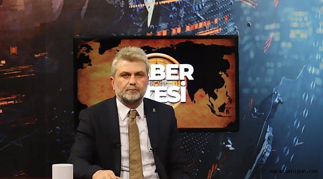 """AK Parti İl Başkanı Görgel, """"Ne Kadar Büyük Bir Sorumluluk Yüklediğinin Farkındayız"""""""