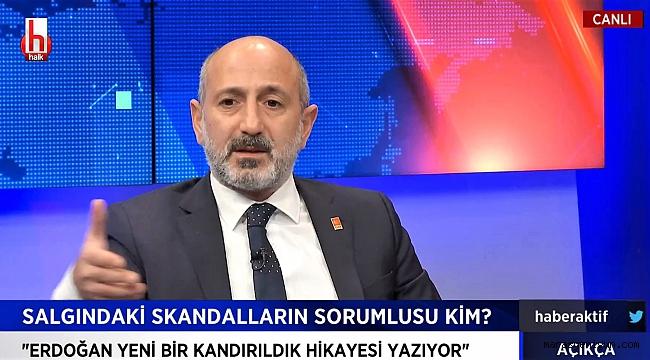 Ali Öztunç, Kahramanmaraş'ta Günlük Pozitif Çıkan Hasta Sayısını Açıkladı