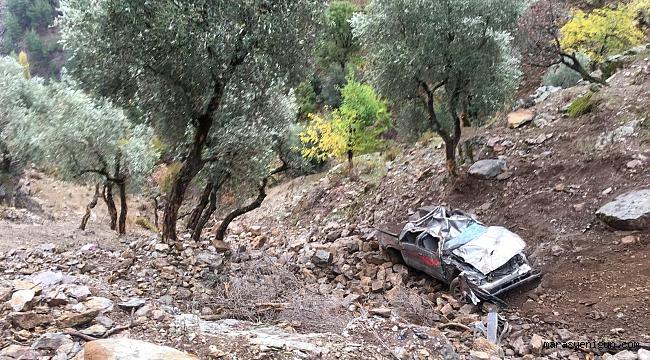 Andırın'da Feci Kaza: 1 Ölü 1 Yaralı