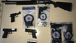 Kahramanmaraş'ta 113 Adet Silah Ele Geçirildi
