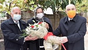 Kahramanmaraş'ta 46 Yıllık Evli Çiften Örnek Birliktelik