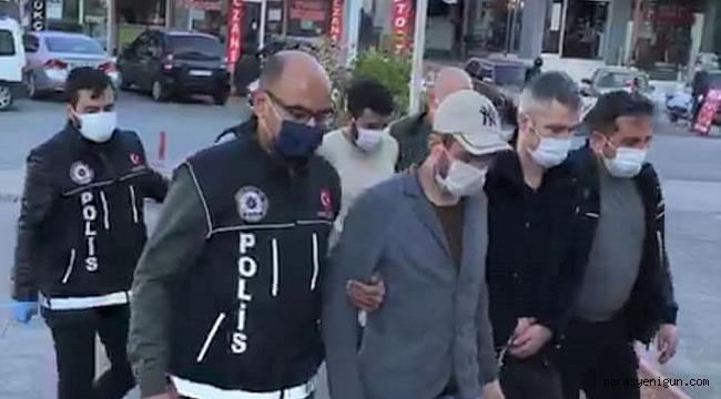 Kahramanmaraş'ta uyuşturucu ile yakalanan 4 kişi tutuklandı