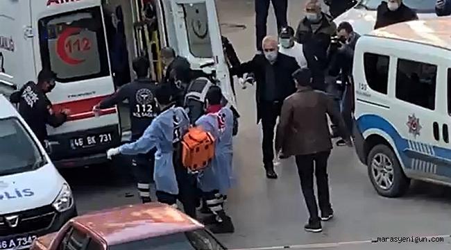 İhbara Giden Polis Ekiplerine Silahlı Saldırı 2 Polis Yaralı