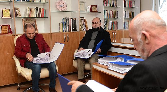 Elbistan'da Şiir Yarışması Sonuçları 12 Şubat'ta Açıklanacak