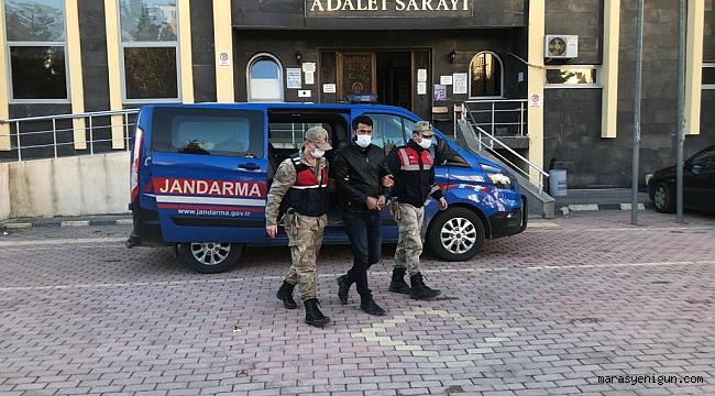 Kahramanmaraş'ta Gurbetçilerin Evini Soyan Hırsız Gaziantep'te Yakalandı