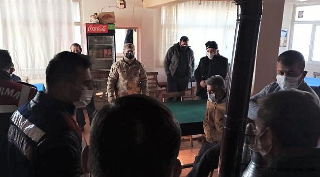 Kahramanmaraş'ta Kumarbazlar Tuvalette Yakalandı