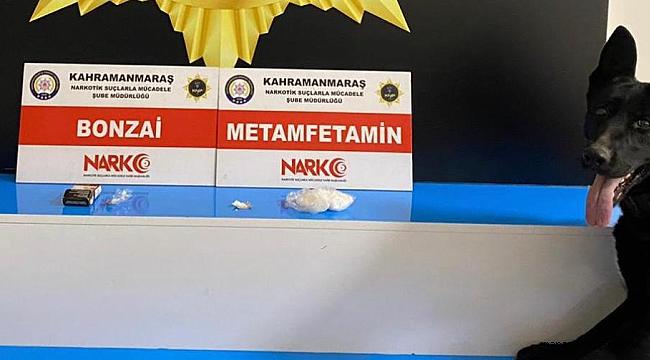 Kahramanmaraş'ta Uyuşturucu Satıcısı 6 Kişi Tutuklandı
