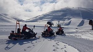 Kar Eğlencesi 'JAK' Timleri Sayesinde Daha Güvenli