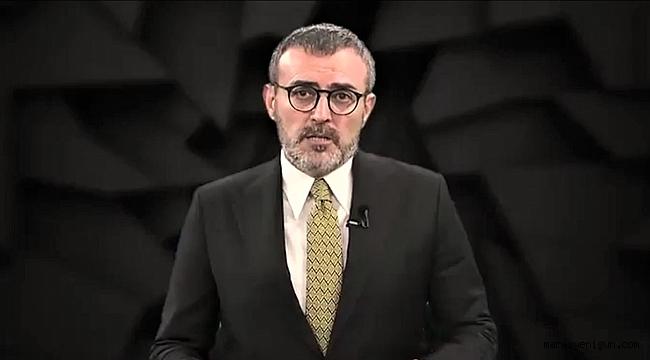 """Mahir Ünal, """"Kemal Kılıçdaroğlu ve Etrafında Toplanan Avaneleri Bu Ülkede Huzursuzluk İklimi Oluşturmak İstiyor"""