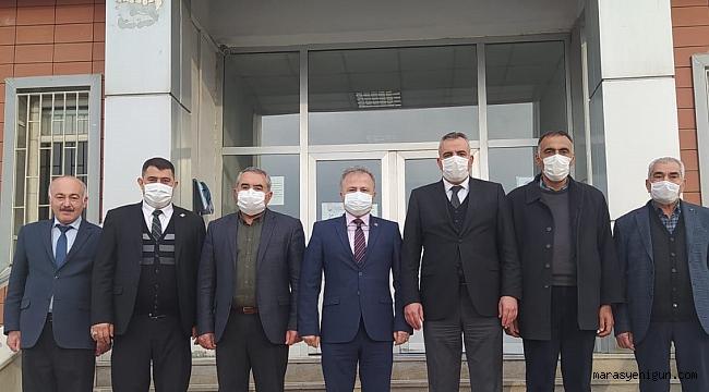 Ramazan Gürbak; '112 Acil Çağrı Merkezi Çalışanları Salgının Gizli Kahramanlarıdır'