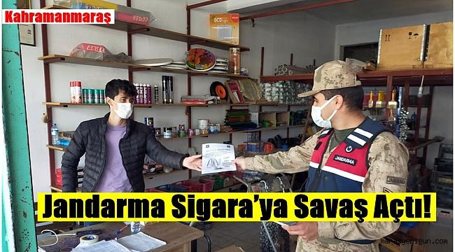 Jandarma Sigara'ya Savaş Açtı!