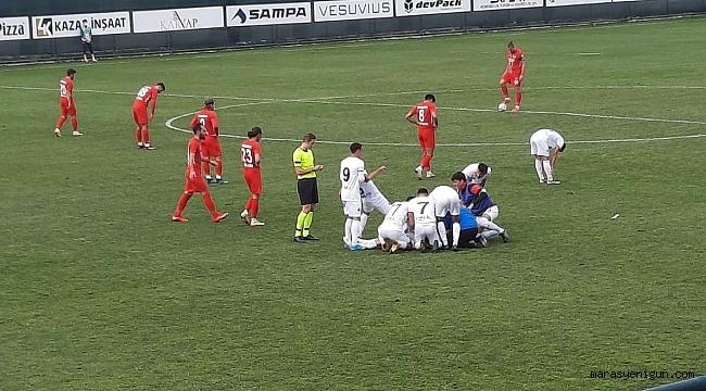 Kahramanmaraşspor Deplasmandan 1 Puanla Döndü