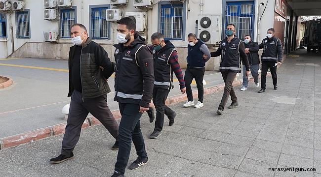 Kahramanmaraş'ta 60 Kişiyi Tuzaklarına Düşürmüşler
