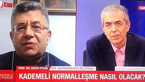 """MHP'li Aycan, """"28 Şubat'ın Faillerinin de Yargılanması ve Açığa Çıkması Gerekiyor"""""""