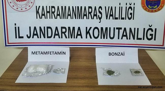 Pazarcık'ta Uyuşturucudan 4 Kişi Gözaltına Alındı
