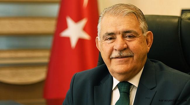 """Başkan Mahçiçek, """"İstiklal Madalyası, Ecdadımızın Şanlı Mirasıdır"""""""