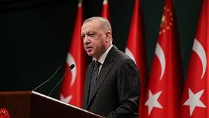 Cumhurbaşkanı Erdoğan Açıkladı! Ramazanda İki Hafta Kısmi Kapanma