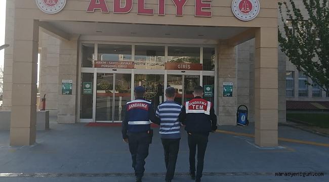Kahramanmaraş'ta Fetö'cü 2 Kişi Tutuklandı