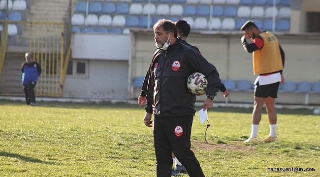 Kahramanmaraşspor Teknik Direktörü İstifa Etti