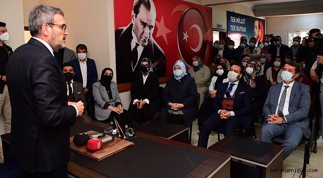 Mahir Ünal, CHP'nin 128 Milyar Dolar Nerede Sorusuna Cevap Verdi