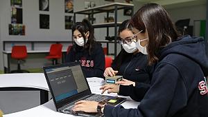Sanko Okulları Öğrencileri Covıd-19 Duyu Test Cihazı Geliştirdi