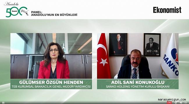 Anadolu'nun En Büyükleri Paneli