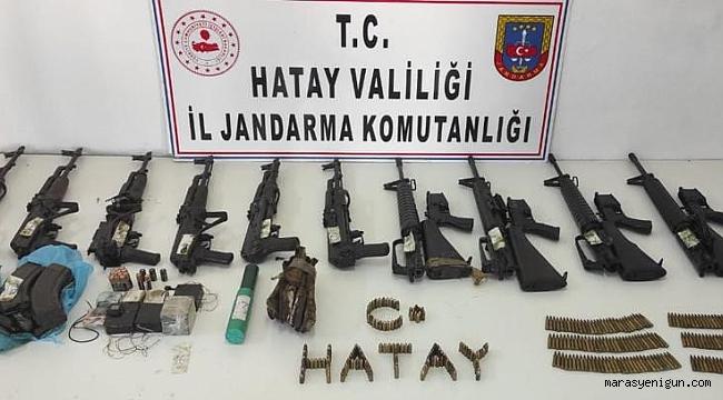 Hatay'da PKK'ya Ağır Darbe