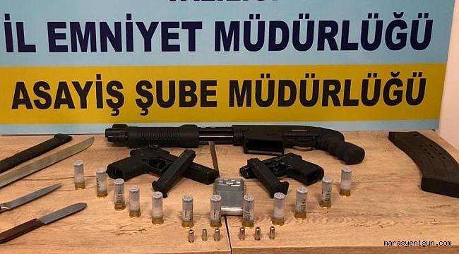 Kahramanmaraş Polisi Kısıtlamada Magandalara Göz Açtırmıyor