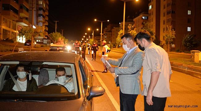 Kahramanmaraş Polisi 'TAM' Kapattı