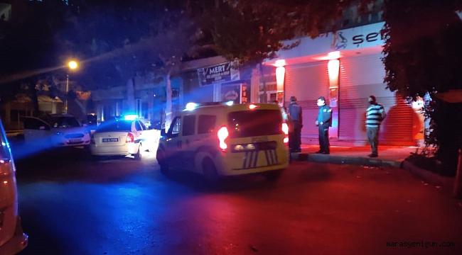 Kahramanmaraş'ta Gece Yarısı Kavga Pahalıya Patladı