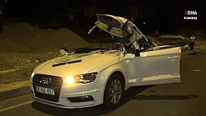 Kahramanmaraş'ta Feci Kaza: 1 Ölü