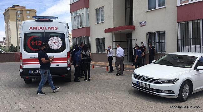 Kahramanmaraş'ta Polis Memuru İntihar Etti