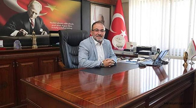 Afşin Belediye Başkanı Güven, Kurban Bayramı Mesajı Yayınladı