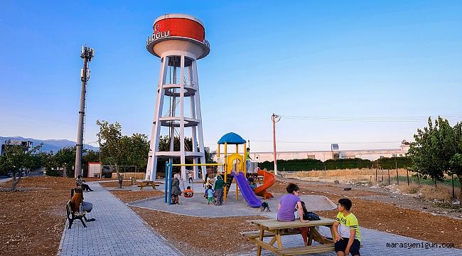 Dulkadiroğlu'ndan Erkenez'e Saat Kulesi