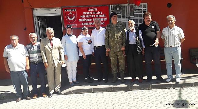 Kuvayi Milliye'den Askeri Müzeye Tüfeklerini Bağışladı