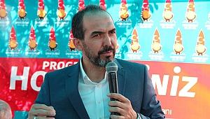 """AK Partili Özdemir, """"Cumhurbaşkanımız son 20 yılımızda onun damgası ve imzası var"""""""