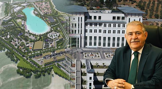 Cumhuriyetimizin 100. Yılında Dev Proje EXPO 2023, Onikişubat Belediyesi'nden
