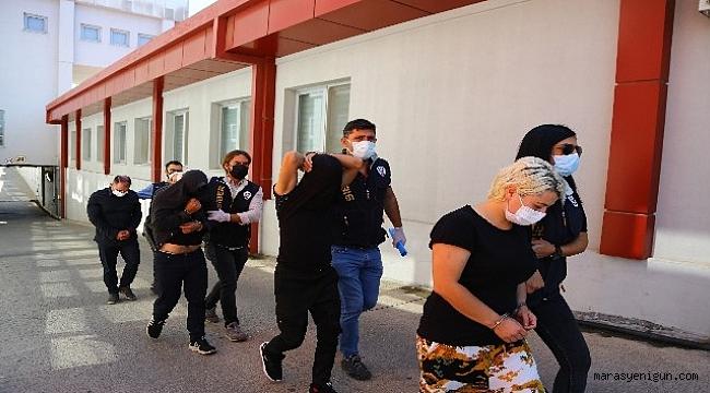 Dijital sazan sarmalını' Adana polisi çözdü
