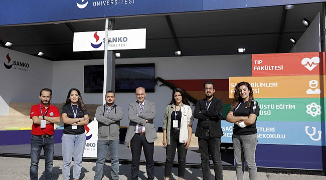 İnsanlık Yararına Projeler Teknofest'te Yarışıyor