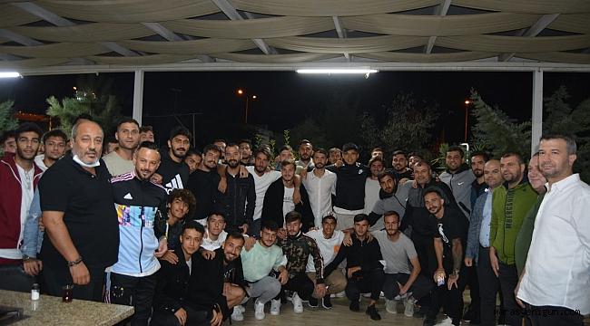 Kahramanmaraşspor maç öncesi moral depoladı