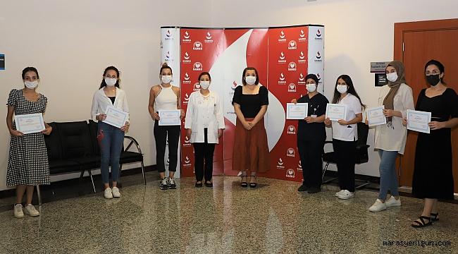 Sanko Üniversitesi Hastanesi'nde Anne Sütü Eğitimi