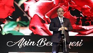 Afşin Belediyesi Ödüllere Doymuyor