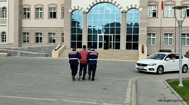 Kahramanmaraş'ta Fetö'den 5 Kişi Tutuklandı