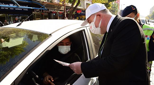 Kahramanmaraş Valisi Ömer Faruk Coşkun'dan sürücülere uyarı
