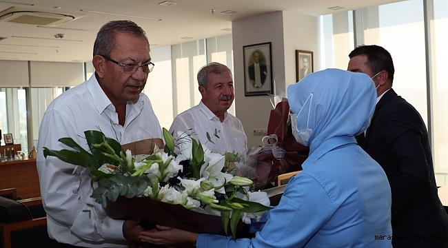 Kipaş Holding Çalışanlarından Yönetim Kuruluna Anlamlı Ziyaret